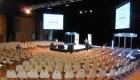 Convention organisée dans la Grande Halle de la Carrière
