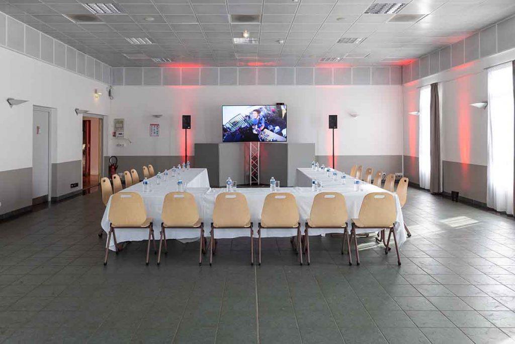 Salle de réunion La Carrière Nantes événement