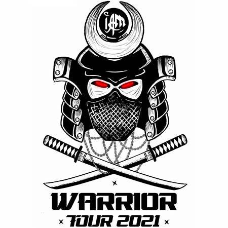 IAM Warrior tour en concert à La Carrière Nantes