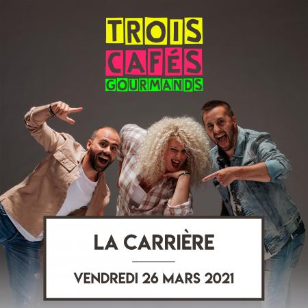 Concert Trois Cafés Gourmands à La Carrière Saint Herblain