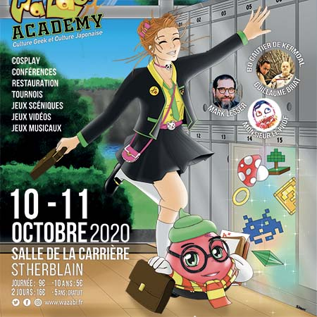 Wazaby Academy à La Carrière Nantes